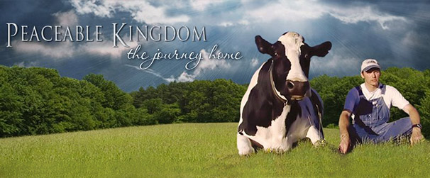peaceable kingdom banner